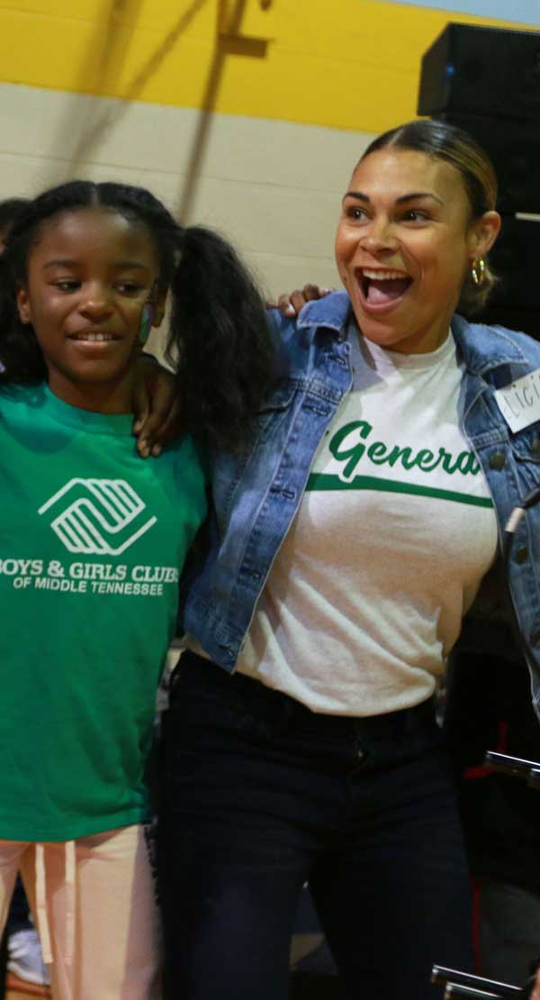 The General, Boys and Girls Club, Road to Success